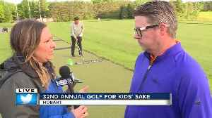 Big Brothers Big Sisters of Northeast Wisconsin talks Golf For Kids' Sake Outing [Video]