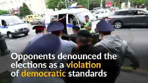 Fresh arrests at protests in Kazakhstan following election results [Video]