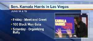 Kamala Harris coming back to Vegas [Video]
