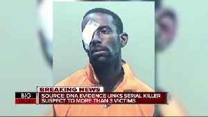 Suspect in potential serial killer case charged in stabbing, sexual assault of woman [Video]
