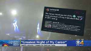 Denver Gets Some Love With 'Out Of This World' Tweet [Video]