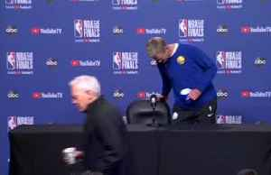 News video: Kerr hopeful Durant can return from injury for must win game five of NBA Finals