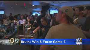 News video: Bruins Fans Excited For Game 7 Of Stanley Cup