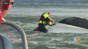 NYPD, FDNY, Coast Guard Team Up For Dramatic Save [Video]