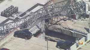 I-Team: Sunday's Crane Accident Death 9th In North Texas Since 2012, First That Wasn't Worker [Video]