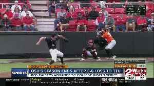 OSU's Season Ends After 8-6 Loss to TTU [Video]