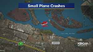 Small Plane Goes Down In Delta North Of Antioch [Video]