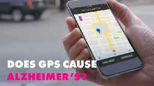 Here's a good reason to turn off your GPS [Video]