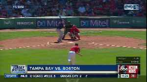 Brandon Lowe's 2 home runs, Blake Snell's start carries Tampa Bay Rays past Boston Red Sox [Video]