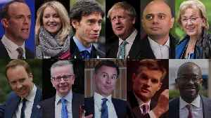 Tory leadership race: Who are the contenders so far? [Video]