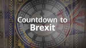 Countdown to Brexit: 143 days until Britain leaves the EU [Video]