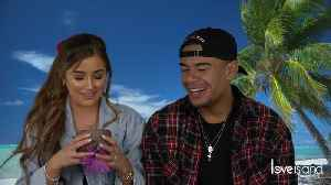 Love Island's Georgia Steel + Welson Nelson answer TOUGH questions in Give Me Some Flak [Video]