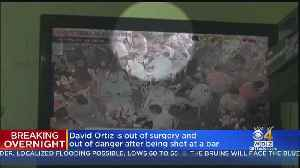 David Ortiz Recovering After Being Shot In Ambush At Dominican Republic Bar [Video]