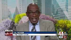 Al Roker auctions off 'TODAY' appearance for Big Slick 10 [Video]