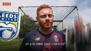 20 Questions with Jonny Bairstow [Video]