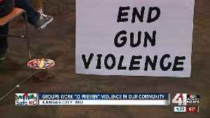 'Put down the guns; it has to stop': Anti-violence rally comes as KCPD investigates 58th homicide [Video]