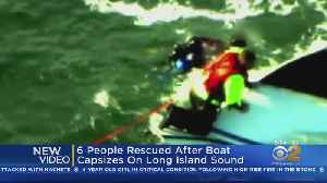 New Video Shows Long Island Sound Rescue [Video]
