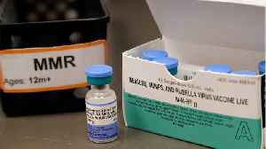 U.S. Health Officials Report 41 New Cases Of Measles Last Week [Video]