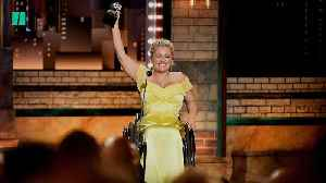 Ali Stroker Makes Tony Award History [Video]