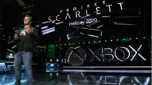 News video: Xbox Scarlett Backwards Compatible With Every Xbox