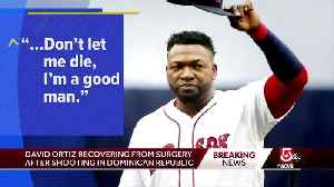 Ortiz recovering from surgery after shooting [Video]