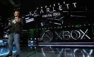 News video: Microsoft Kicks Off E3 With New Console 'Project Scarlett' Reveal