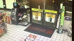 Men caught on camera trying to steal ATM [Video]