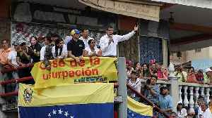 Venezuelan opposition leader Juan Guaidó claims mediation efforts to end the crisis have stalled [Video]