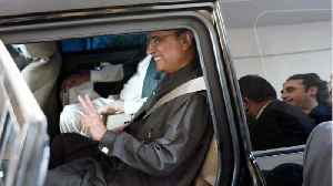 Former Pakistani President Arrested On Corruption Charges [Video]