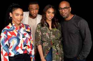Jessie T. Usher, Regina Hall, Alexandra Shipp & Tim Story On Their Film, 'Shaft' [Video]