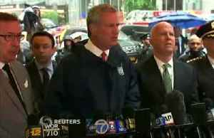 'No indication' of terrorism in helicopter crash: NYC mayor [Video]