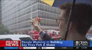 People Working In Building Where Helicopter Crashed Say They Felt A Shake [Video]