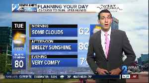 The Rain Moves Away By Tuesday [Video]