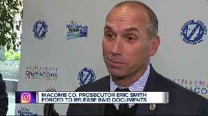 Michigan State Police investigating Macomb County Prosecutor Eric Smith for possible embezzlement [Video]