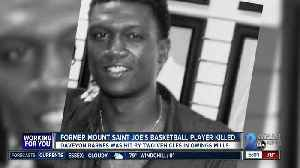 Former Mount Saint Joseph basketball player struck, killed in Owings Mills [Video]