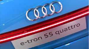 Audi Issues Voluntary Recall Of 2020 E-Tron Due To Faulty Grommet [Video]