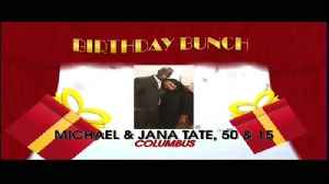 Birthday Bunch 06/10/19 [Video]