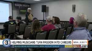 Between the Waves helps musicians turn passion into careers [Video]