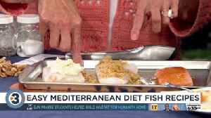 Easy Mediterranean diet fish recipes [Video]