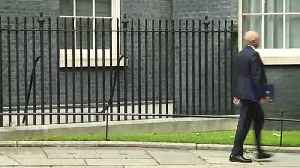 Ministers attend cabinet meeting with Theresa May [Video]