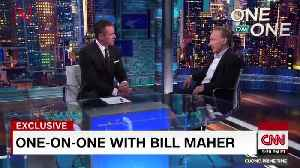 Bill Maher on Political Correctness: 'A Cancer on Progressivism' [Video]