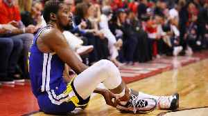 Kevin Durant's Achilles Injury Might Have a Massive Impact on Free Agency [Video]