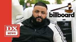 DJ Khaled Reportedly Suing Billboard Over Disqualified 'Father Of Asahd' Merch Sales [Video]