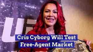 Cris Cyborg Will Test Free-Agent Market [Video]