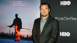 Leonardo DiCaprio Spotlights Urgency Of Climate Crisis In 'Ice On Fire' [Video]