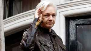 Justice Department Formally Asks To Extradite Assange [Video]