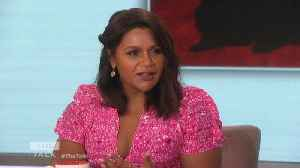 The Talk - Mindy Kaling on Oprah Winfrey's Advice For Emma Thompson's 'Late Night' Character [Video]