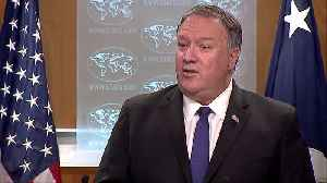 Tariff threat stays if Mexico fails on immigration: Pompeo [Video]