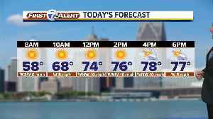FORECAST: Tuesday morning [Video]