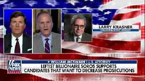 Tucker Carlson highlights how Soros is trying to 'remake' America [Video]